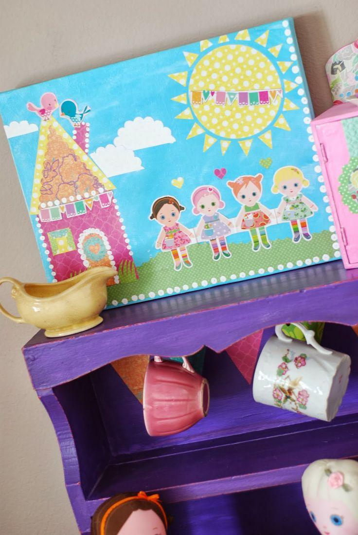 Sweet Cheeks Tasty Treats: {Mooshka Tea Party} Harper's 4th Birthday!