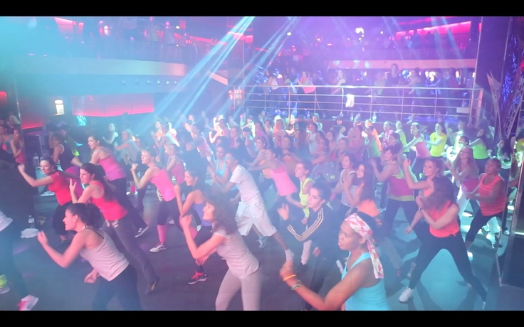 Mix Club - Fitness Party by Alix