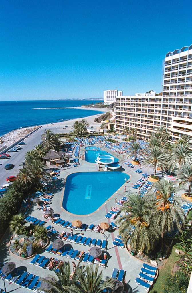 Malaga Spain Beaches | Apartamentos Sunset Beach Club (Benalmádena)