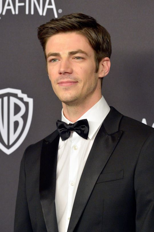 Actor Grant Gustin attends InStyle and Warner Bros. 73rd Annual Golden Globe Awards Post-Party at The Beverly Hilton Hotel on January 10, 2016 in Beverly Hills, California.