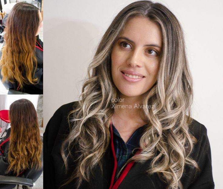 Corrección de Color con Haircontouring.