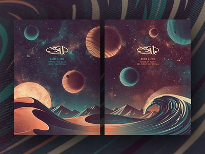 311 Southern California Posters by DKNG in 311 Southern California Posters on Mar 7, 2016