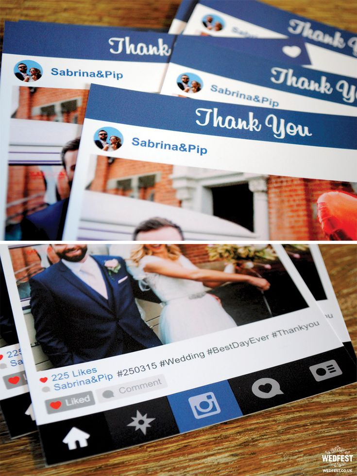free online printable wedding thank you cards%0A instagram photo wedding thank you note http   www wedfest co
