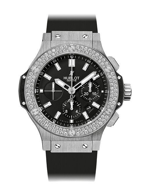 Big Bang Steel Diamonds | Hublot - Swiss Luxury Watches & Chronographs for Men and Women