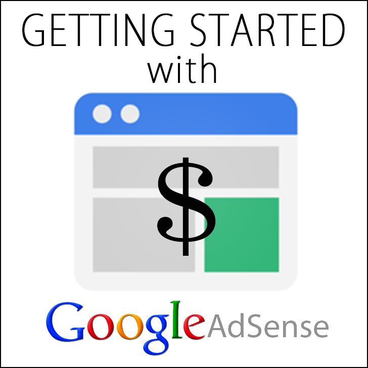 Getting Started with Adsense - Beginner Blogging - Main