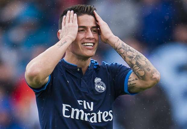 PSG deny making move for James Rodriguez