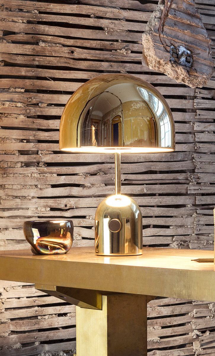 128 best modern table lamps images on pinterest light fixtures tom dixon bell table lamp aloadofball Image collections