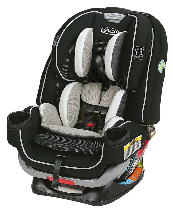 Graco Ever Extend Fit All in One Convertible Car Seat