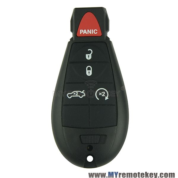 New Type Keyless Entry Remote Key Fob Fobik For Chrysler Dodge