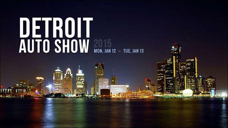 Detroit Auto Show News and Photos - Autoblog