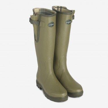Le Chameau Bottes Vierzon rain boots