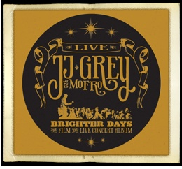 JJ Grey and Mofro - awesome southern rock and blues from my Jacksonville, FL boy.  Love, love, love!  You gotta listen!