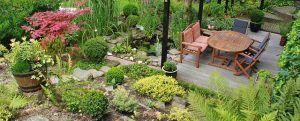 Seit jeher spielt die stilvolle Gestaltung des Gartens eine erhebliche Rolle und hat maßgeblichen Einfluss auf das Befinden der Gartennutzer. Vielseitige Gestaltungsmittel und Möglichkeiten stehen hier zur Verfügung. Dabei spielen Aufteilung, Verwendung der einzelnen Komponenten und kreative Fantasie eine entscheidende Rolle und sind maßgeblich an der Gestaltung des Gartens mit beteiligt. Welche Grundideen möchte man …