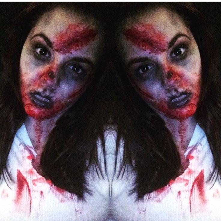 #zombiemakeup