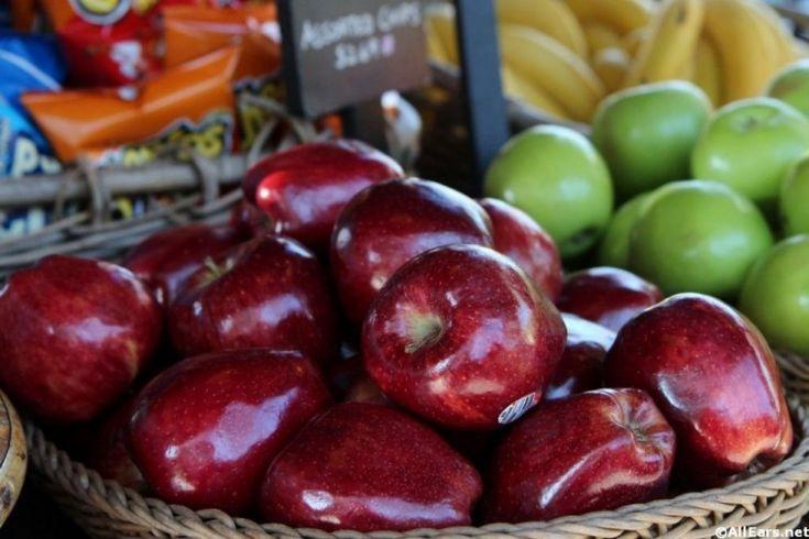 Receta para remover cera de frutas y verduras para alimentarte sin aditivos.