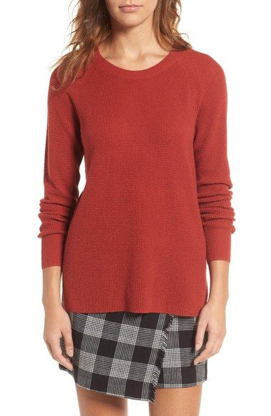 Madewell Helena Pullover available at #Nordstrom