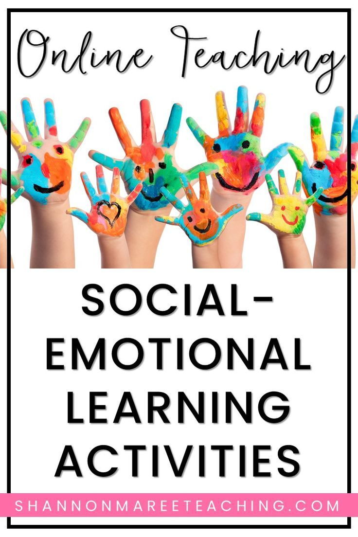 Social Emotional Learning Activities For Online Teaching Social Emotional Learning Activities Social Emotional Learning Social Emotional Learning Games