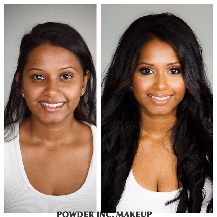 Bridal Makeup Pictures Before And After : 17 Best images about POWDER INC. Makeup and Hair, Portland ...