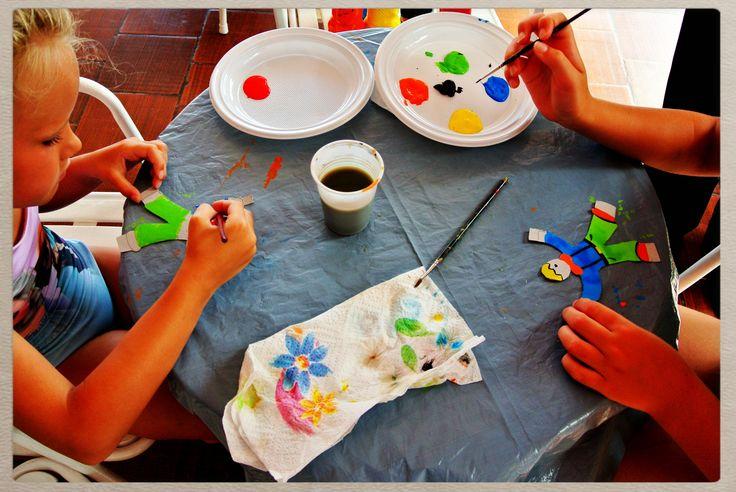 Il #residence Orchidea di #pietraligure ha laboratori creativi e giochi bimbi. Anche in #vacanza tanto divertimento per i piccoli e tanto #relax per le mamme. #residenceperbambini in #liguria  http://www.residenceorchidea.it   http://www.residenceorchidea.it