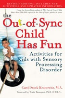 Activities for Kids with Sensory Processing Disorder