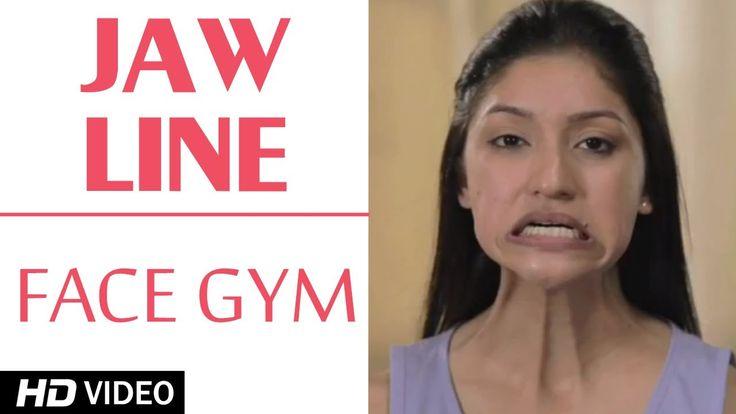 Face Gym - Jawline HD | Asha Bachanni