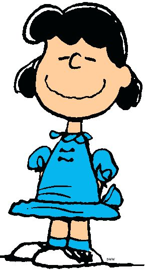cartoon characters Charlie Brown and Lucy  | Or please call us Monday to Friday from 10am to 6pm Eastern Time