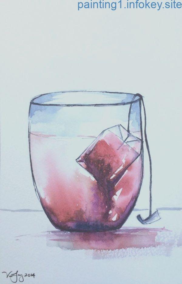 42 Einfache Ideen Fur Aquarellmalerei Fur Anfanger Anfanger