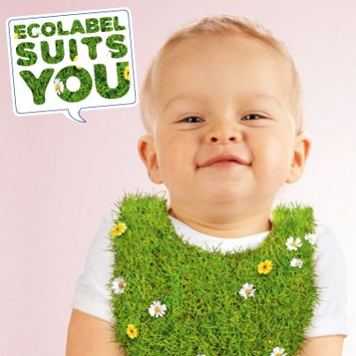 The EU Ecolabel suits your family's needs, whilst helping to reduce your environmental footprint. Products or services carrying the EU Ecolabel have reduced environmental impacts throughout their entire life cycle. The EU Ecolabel is the green label you can trust. To learn more go to http://ec.europa.eu/environment/ecolabel/