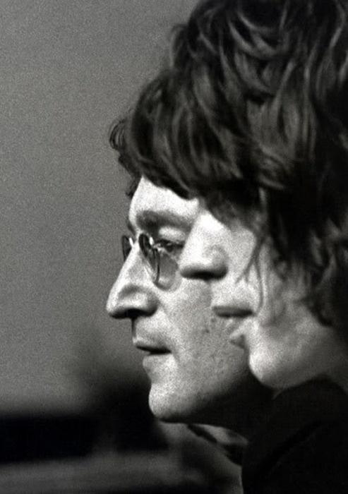 John Lennon - Mick Jagger