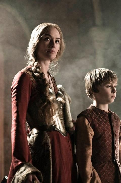 Queen Cersei Lannister is a major character in the first, second, third, fourth, fifth, and sixth seasons. She is portrayed by starring cast member Lena Headey and debuts in the series premiere. Cersei is the widow of King Robert Baratheon and Dowager Queen of the Seven Kingdoms. She is the daughter of Lord Tywin Lannister, twin sister of Jaime Lannister and elder sister of Tyrion Lannister. She has an incestuous sexual relationship with Jaime, who is secretly the father of her three...