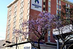 Hotel Aranzazu Eco, Guadalajara, Jalisco - En el corazon de Guadalajara a 4 cuadras del Teatro Degollado.
