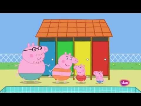 Peppa Pig en Español - El Coche de Carreras de George ★ Capitulos Completos - YouTube