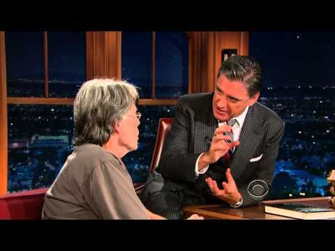 Craig Ferguson - Stephen King  --- Not crazy about Craig Ferguson but this is an excellent interview with Stephen King