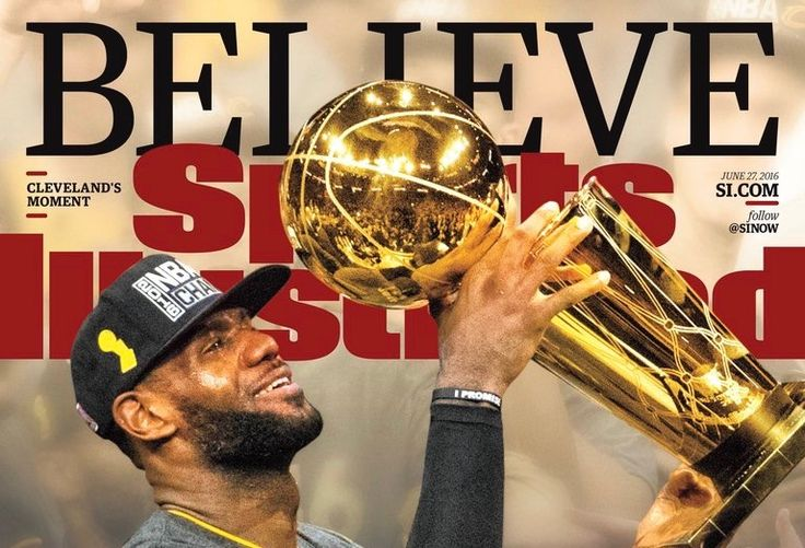 sports illustrated covers | LeBron James Covers Sports Illustrated as 'The Promise Keeper ...