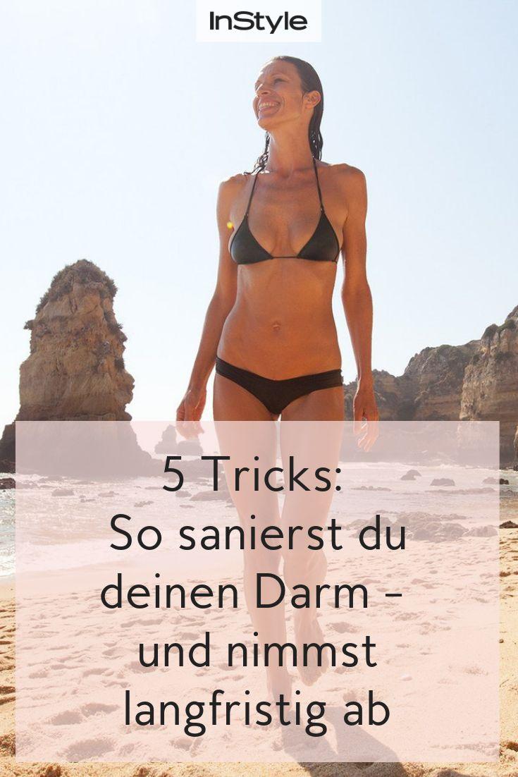 Ernährung: Mit diesen 5 Tipps sanierst du deinen Darm und kannst langfristig abnehmen