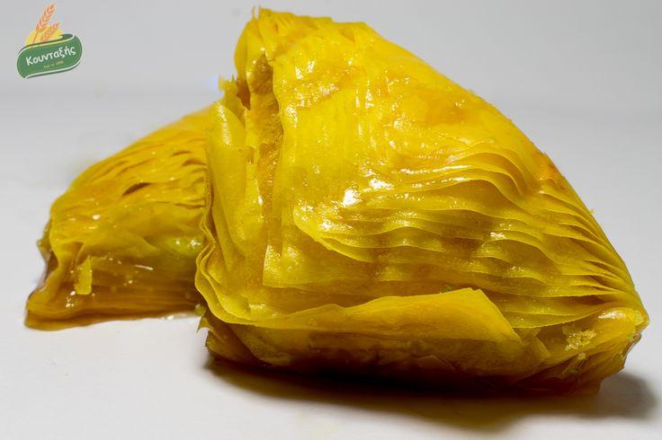 Σαμπιγιέ (Ατομικά) - Χρυσό Τρίγωνο με κρέμα