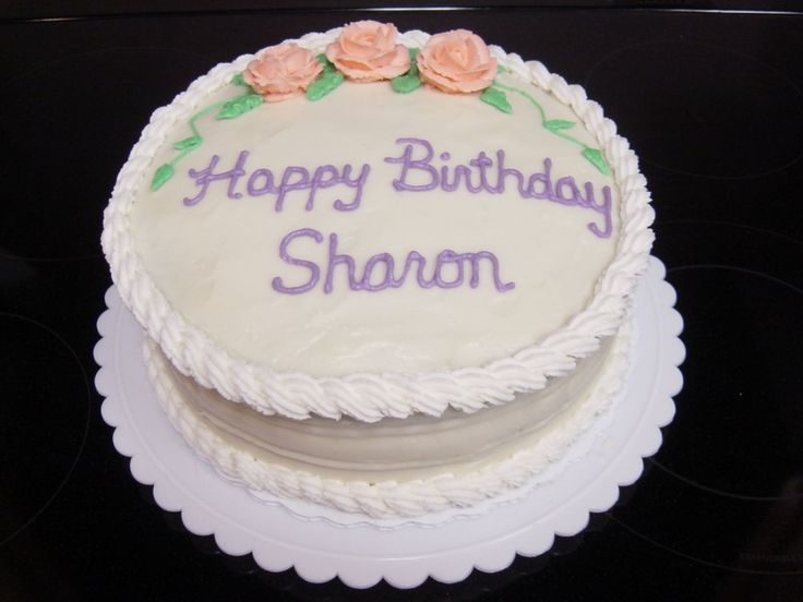 Happy Birthday Sharon Kannerisotp Also I Know Ur Names