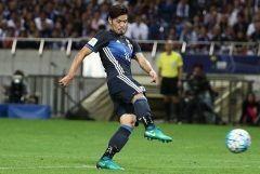 サッカーの年ワールドカップW杯ロシア大会アジア最終予選B組第戦が埼玉スタジアムで行われ日本代表がイラクにで勝利しました 試合を決めたのは山口蛍 ロスタイムにミドルシュートを決めましたね 感動しました