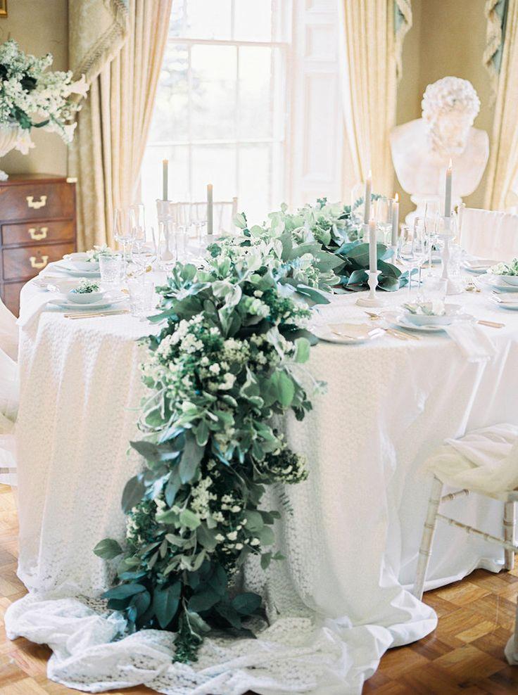 Organic Table Setting | Lily & Sage | Luxury Wedding Planning & Styling | Photography-Katie Julia | Flowers-Westwood Design.
