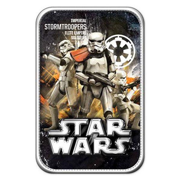 Star Wars Κασετίνα Διπλή Γεμάτη «Storm Trooper»