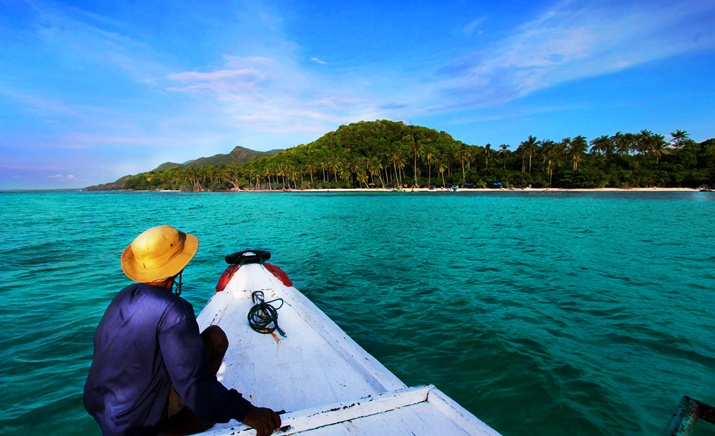 Great spot at Karimunjawa  - depends on the weather though