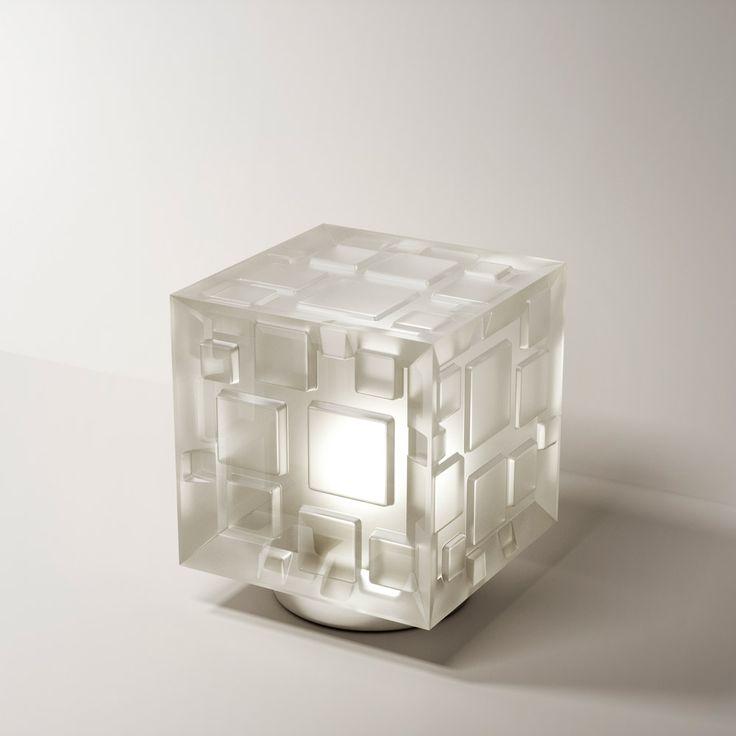 FontanaArte Ambra Casarredocoza Lamp LightTable