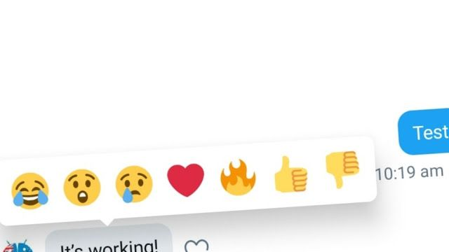 Twitter Adds Emoji Reactions To Direct Message Chats In 2020 Blog Sites Emoji Messages