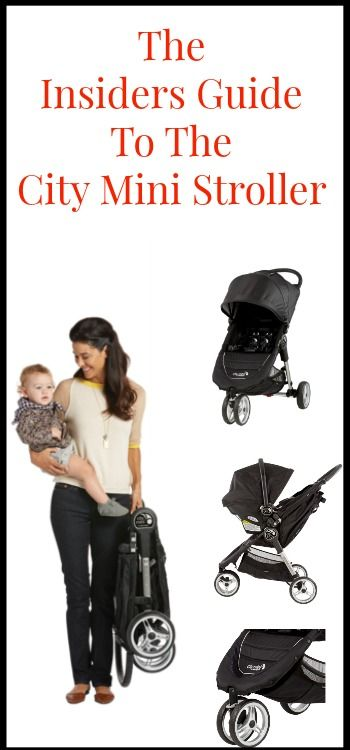 All of the info and reviews about the City Mini stroller