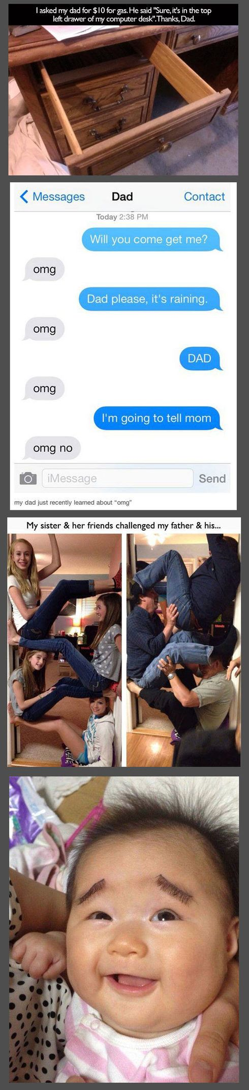 Distractify | These Hilarious Parents Prove That It's Possible To Get Funnier With Age.