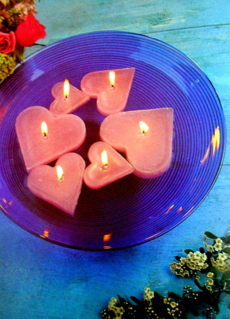 KATAΣΚΕΥΕΣ ΚΕΡΙΑ: Χρωματιστά ΕΠΙΠΛΕΟΝΤΑ κεριά σε διάφορα ΣΧΕΔΙΑ | ΣΟΥΛΟΥΠΩΣΕ ΤΟ