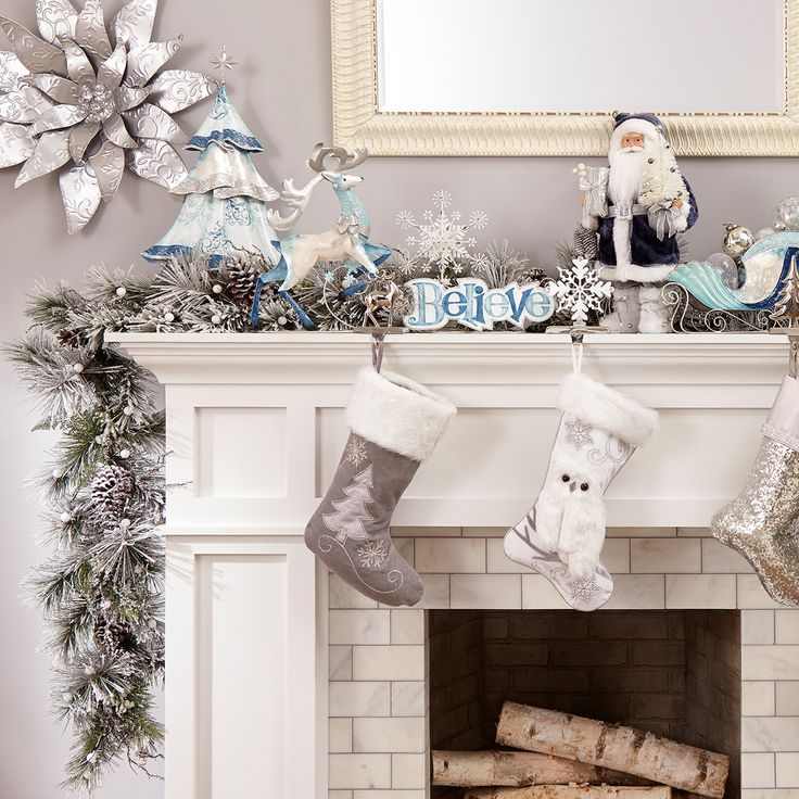 181 Best Images About Christmas Holiday D Cor On Pinterest