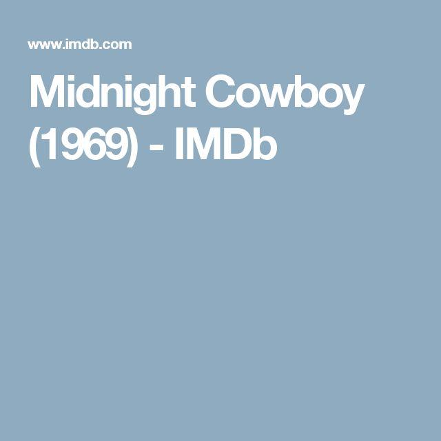 Midnight Cowboy (1969) - IMDb