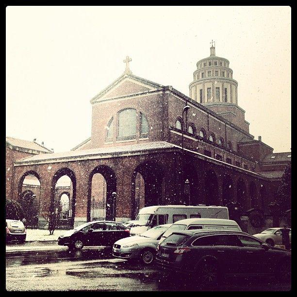 Chiesa Ss. Nereo e Achilleo