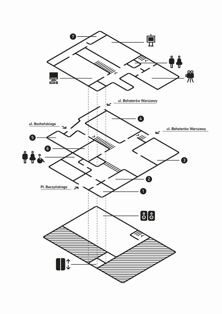 Pasaż Andromeda w Tychach - STGU - Stowarzyszenie Twórców Grafiki Użytkowej
